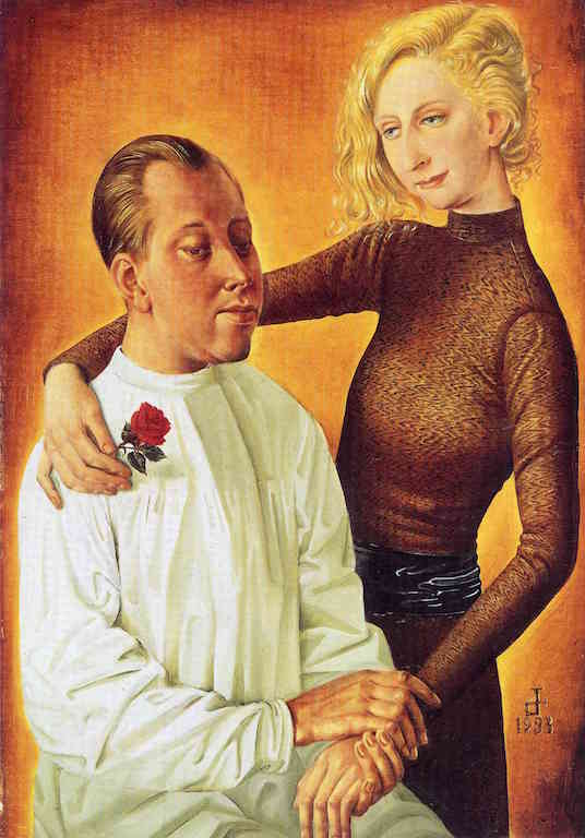 Otto Dix Painting 115