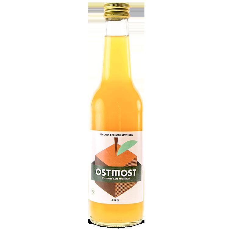 Ostmost-Apfelsaft